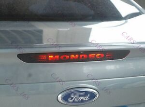 Amazing-Carbon-Fiber-Brake-Light-Stickers-Adhesive-Graphic-For-Ford-Mondeo