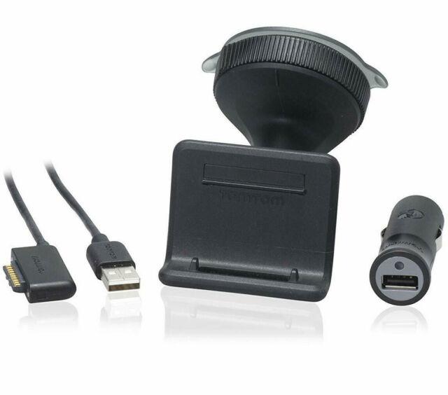 Original TomTom USB-Autoladegerät USB Kabel für PRO 7100 7150 9100 9150 1005