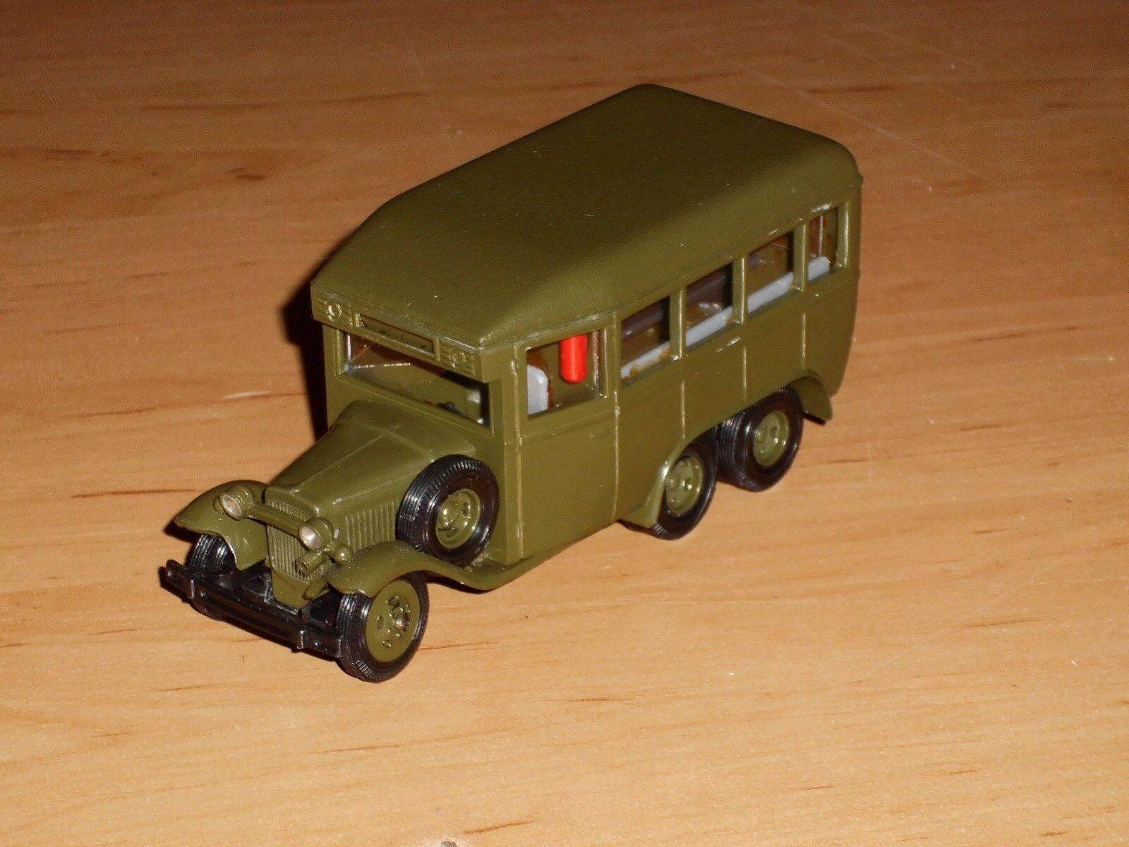 Bus gaz-05-193, DoKa, russe à la main modèle 1,43