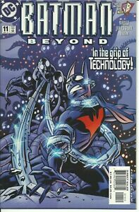 Batman Beyond N° 11 ( 2° Serie ) - Dc 2000 ( Comics Usa ) Beau Travail