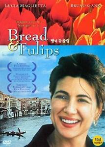 Bread And Tulips - Licia Maglietta, Bruno Ganz - UK Compatible Region Free DVD