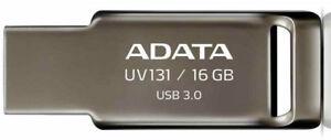 ADATA USB 3.0 Flash Drive 16GB UV131 Grey ( AD-FD-16-UV131G )