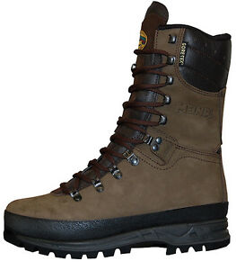 exclusive range buying new casual shoes Details about Meindl Taiga GTX Marrone Altloden Anfibio Militare