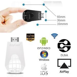 Wireless-WiFi-Smart-TV-Dongle-1080P-HD-Display-Stick-DLNA-Miracast-Airplay-V9U0