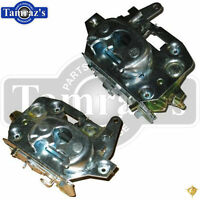 67-68 Mustang Door Lock Latch Catch Assembly - Pair