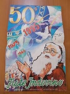 Calendario Frate Indovino Ebay.Calendario Frate Indovino 1995 50 Anniversario Ebay