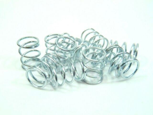 Lee LC014B 02 S Compression Spring .180OD x .188 Stainless Steel Lot of 10 #5431