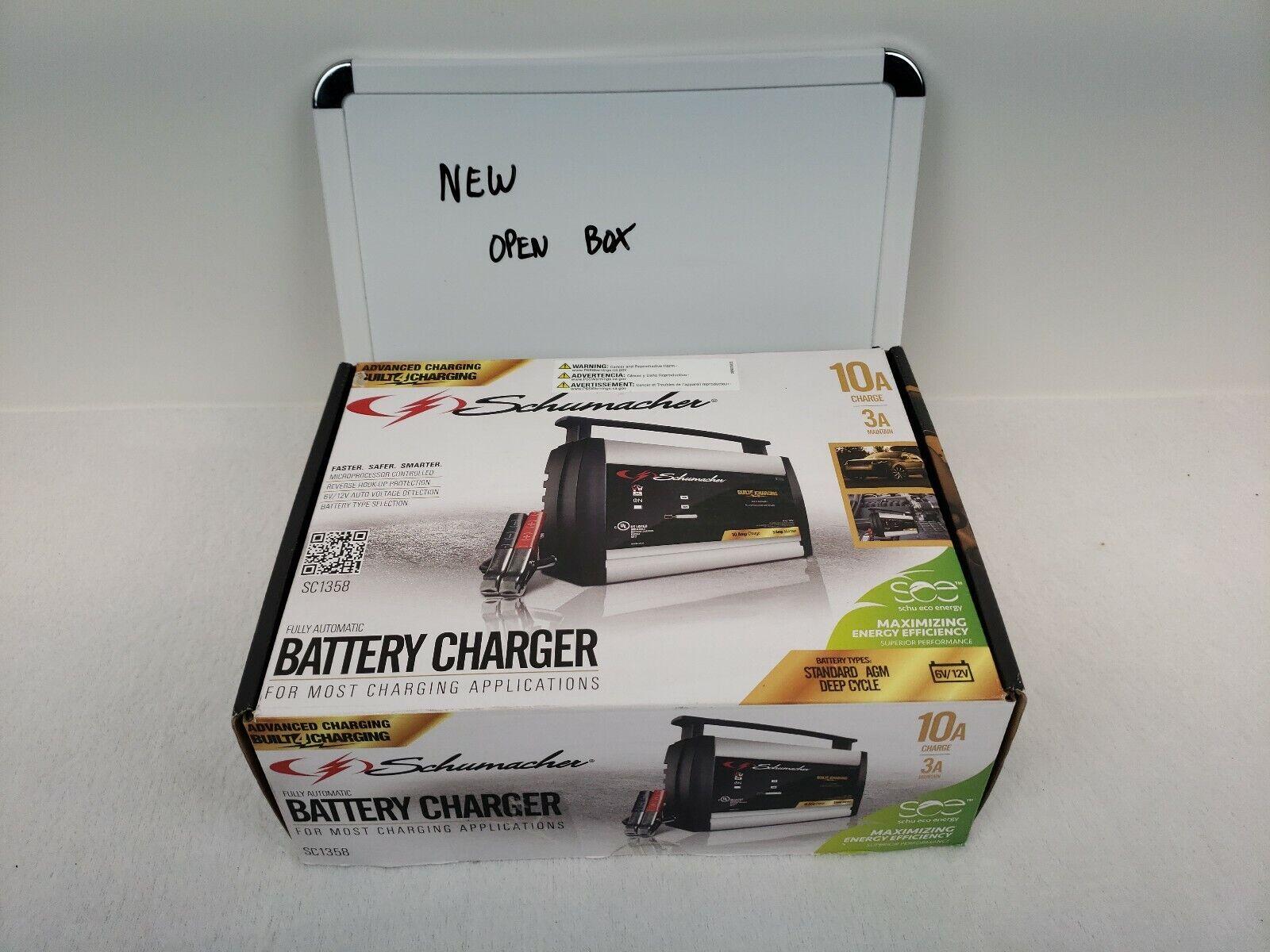 Schumacher 10//6//2 Battery Charger