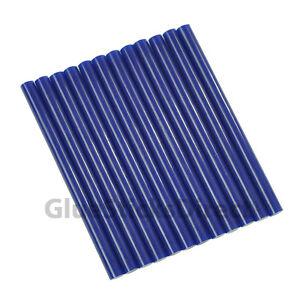"""GlueSticksDire<wbr/>ct Blue Colored Glue Sticks mini X 4"""" 12 sticks"""