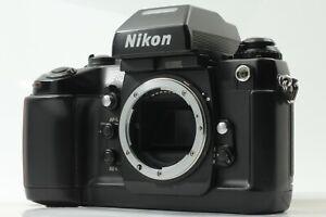 * exc+5 S/N 228xxxx* Nikon f4 SLR 35mm Film Kamera Body dp-20 mf-22 Datum Japan