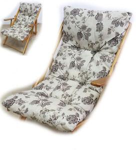 Ricambi Per Poltrone Relax.Dettagli Su Cuscino Imbottito Di Ricambio Per Poltrona Sedia Sdraio Harmony Relax