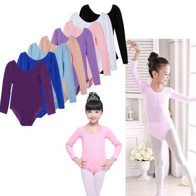 Toddler Kids Girls Ballet Gymnastic Leotard Unitard One-piece Sports Dance Wear A Plastic Case Is Compartmentalized For Safe Storage