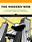 The Modern Web von Peter Gasston (2013, Taschenbuch)
