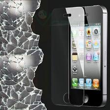 Pellicola VETRO temprato protettiva display per iPhone 4 4S trasparente totale
