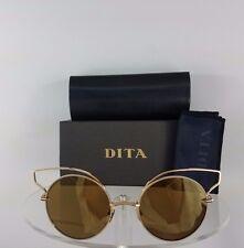 9ab9b2a3de41 Authentic DITA Sunglasses Union Drx-2068-b-t Black Silver 52mm Frame ...
