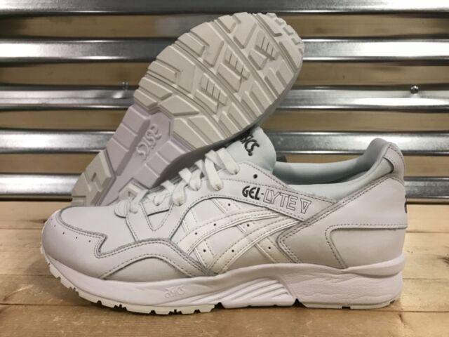 Tiger 0101 Gel Lyte Lifestyle Shoes 5 V White Triple Asics Running SzH6r3l 5Rj4AL
