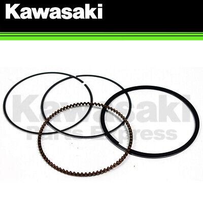 NEW PISTON RING SET COMPATIBLE WITH KAWASAKI ATV PRAIRIE 4X4 300 1999-2001 2002 130081111