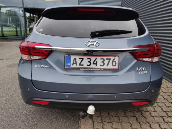 Hyundai i40 1,7 CRDi 141 Premium CW - billede 4