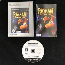 PS2 Rayman Revolution OVP Sony Playstation 2 #PS2#00120