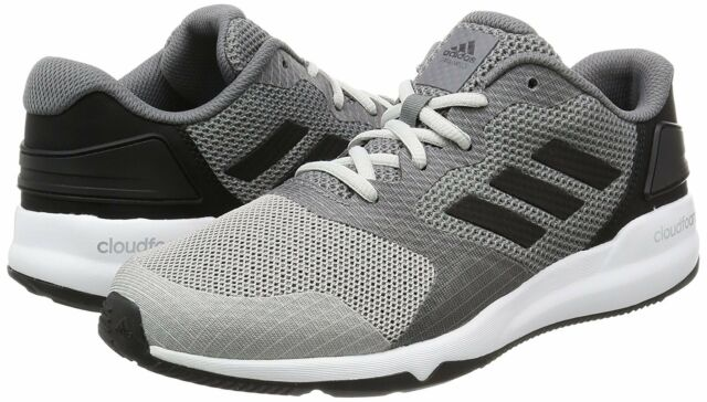premium selection f3e2c d0f67 adidas Mens Crazytrain 2 CF Running Shoes