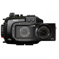 Canon Powershot G7 X Camera And Fantasea Fg7x Housing