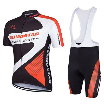 New Cycling Bike Short Sleeve Clothing Bicycle Sports Wear Set / Jersey / Shorts