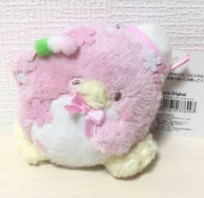 Tuxedo Sam Cushion Plush Doll style Flower Bun SANRIO New Kawaii Japan Prize