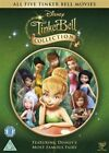 Tinker Bell Collection 1 to 5 DVD BUG0216101