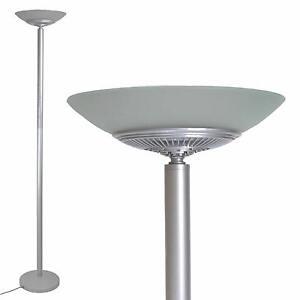 LED Floor Standing Energy Efficient Floor Lamp Uplighter Torchiere ...