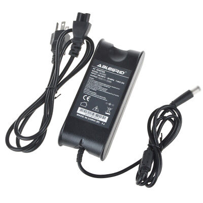 Genuine Dell Vostro V130 Vostro V131 AC Power Adapter Charger 90W Supply Cord
