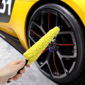 Sponge-Wheel-Tire-Rim-Scrub-Brush-Car-Wash-Washing-Cleaning-Tools