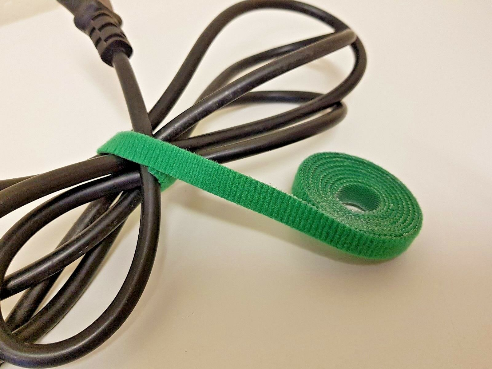 Hook and Loop (Like Velcro) in 1 meter lengths, Cable Ties, Cable Management