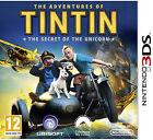 The Adventures of TinTin: The Secret of the Unicorn (Nintendo 3DS, 2011) - European Version