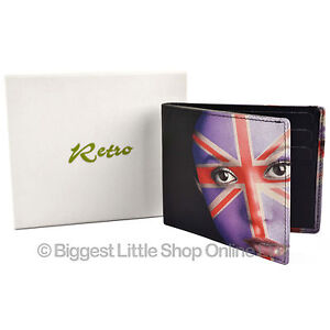 Mens-Top-Quality-Leather-Bi-Fold-Wallet-by-Retro-Union-Jack-Face-Gift-Box-Goluns