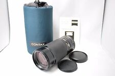 Carl Zeiss Sonnar 210mm f/4 F4.0 T* lens for Contax 645 SN8786318 **Near Mint**