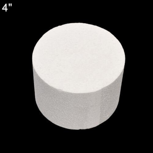 ronde polystyrène styrofoam moule à mousse de gâteau factice décor à la maison
