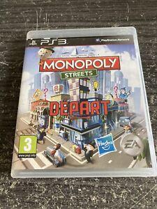 Jeu PS3 - Monopoly Streets