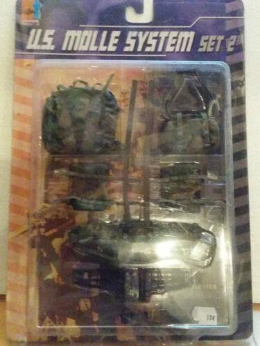 Action Figure 1//6 Dragon US Molle System Set 2 Figurine 12 pouces DID