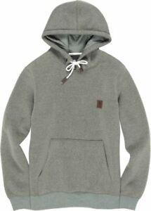 Element-Men-039-s-Brushed-Hooded-Fleece-Heavy-Ho-forest