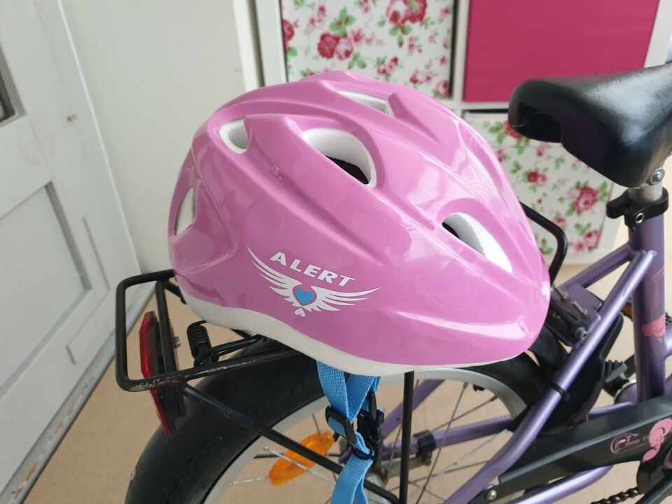 Pigecykel, anden type, 18 tommer hjul