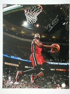 los angeles 86616 577a8 Details about DWYANE WADE SIGNED PSA/DNA CERTIFIED MIAMI HEAT 16X20  PHOTOGRAPH AUTOGRAPH HOF