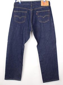 Levi's Strauss & Co Hommes 501 Jeans Jambe Droite Taille W38 L30 AVZ467