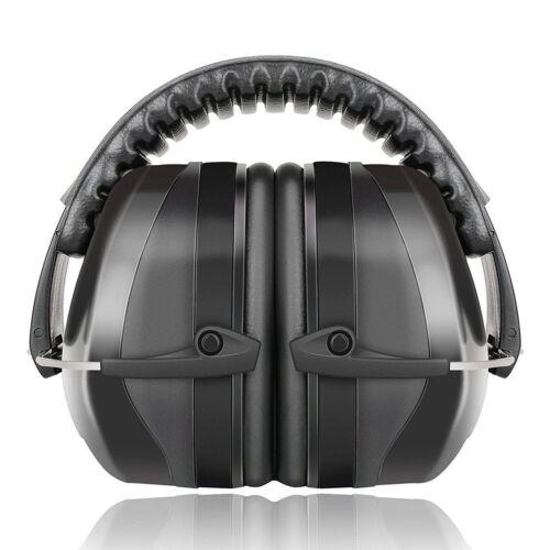 Protection Hearing Ear Muffs Shooting Noise Gun Range Safety Headphones Protact