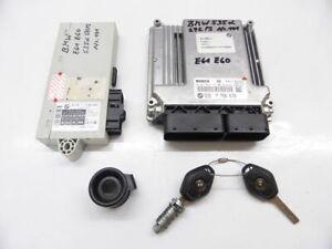 BMW-5er-E61-E60-535d-272PS-Motorsteuergeraet-Schluessel-CAS2-Wegfahrsperre-Schloss