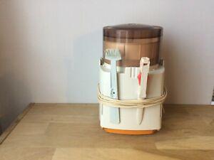 hachoir électrique Moulinex vintage