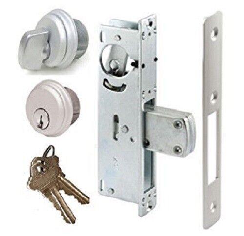 Adams Rite Type Front Door Deadbolt With Lock Cylinder Thumbturn