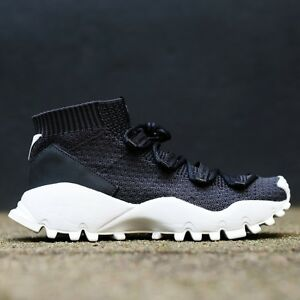 best sneakers 18195 321c7 Image is loading Adidas-White-Mountaineering -WM-Seeulater-Utility-Black-S80530-