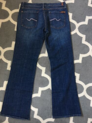 Jean Mankind Size 31 Bootcut rosa For cristallo in Tasca 7 All xHq7w4AnZ