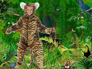Stripey-Tiger-full-length-fancy-dress-up-BNIP-4-12yo-Book-Week-Costume-Halloween