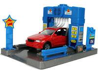 Autowaschanlage Mit Modellauto Spielzeug Auto Waschanlage Waschstraße